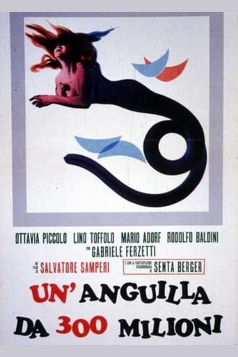 Poster of Million Dollar Eel