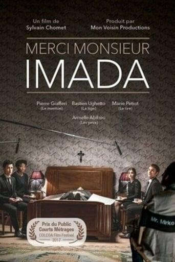 Poster of Merci Monsieur Imada
