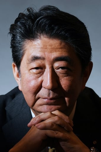 Image of Shinzo Abe