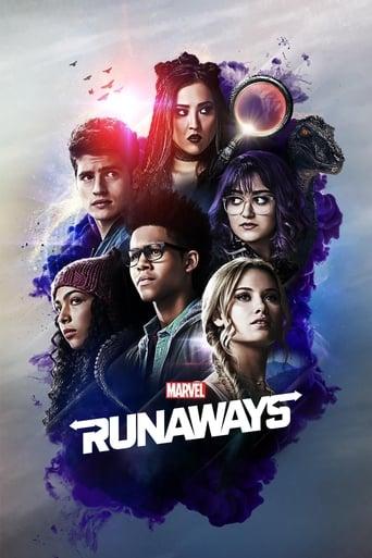 Poster of Marvel's Runaways