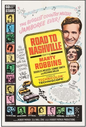 Poster of The Road to Nashville