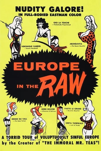 Poster of Europe in the Raw