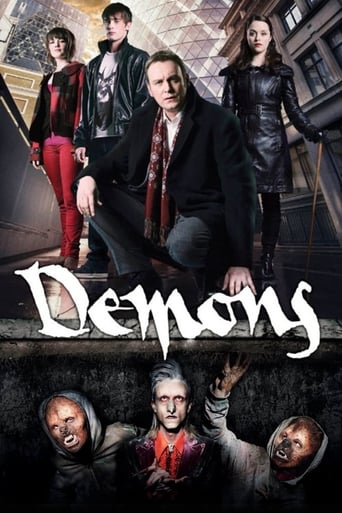 Poster of Demons (The Last Van Helsing)