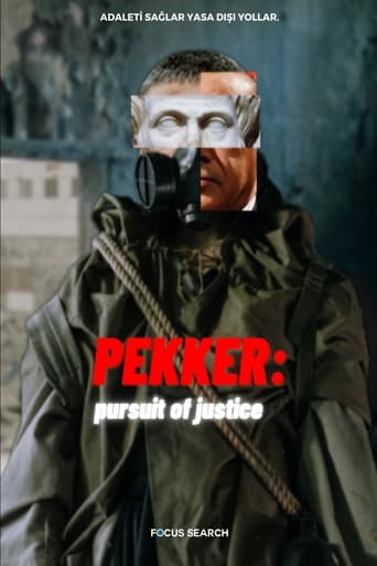 Poster of Pekker: pursuit of justice