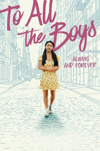 Poster of To All the Boys: Always and Forever