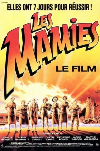 Poster of Les mamies