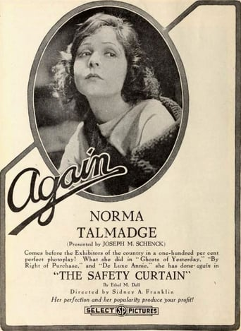 Poster of The Safety Curtain