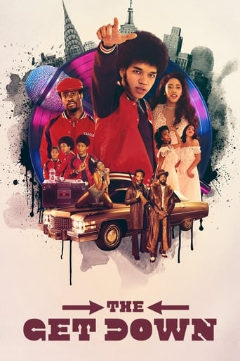 Filmplakat von The Get Down