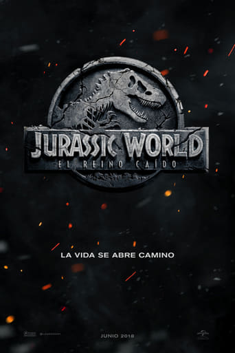 Poster of Jurassic World: El reino caído