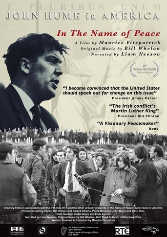 Poster of In the Name of Peace: John Hume in America
