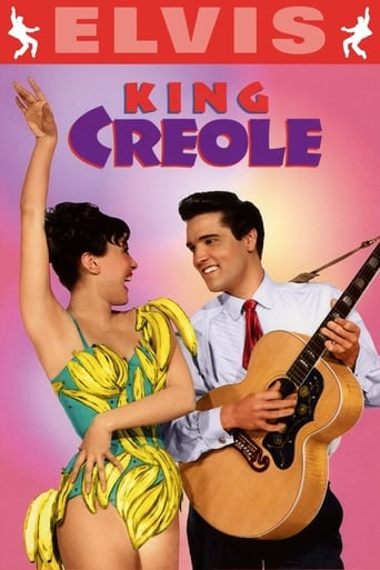 Poster of King Creole