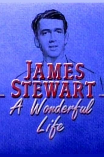 Poster of James Stewart's Wonderful Life