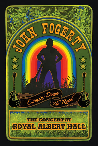 Poster of John Fogerty: Comin Down the Road - The Concert at Royal Albert Hall