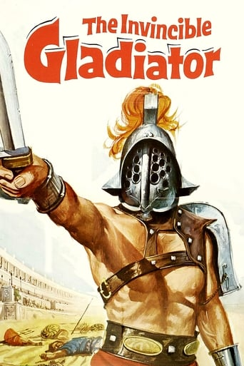 Poster of The Invincible Gladiator