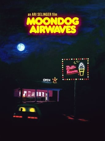 Moondog Airwaves poster