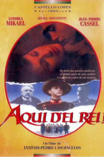Poster of Aqui D'El Rei!