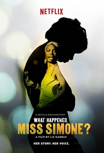 Poster of What Happened, Miss Simone?