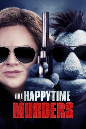 Poster of The Happytime Murders