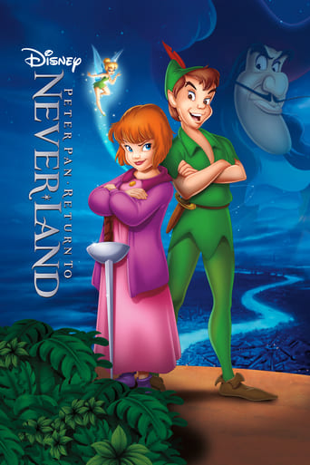 Poster of Return to Never Land