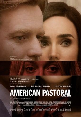 Poster of American Pastoral (Pastoral americana)