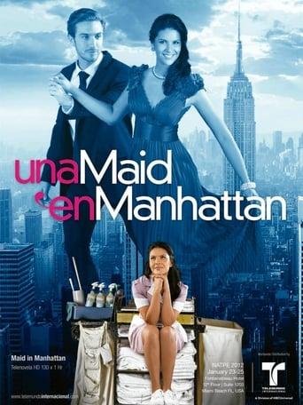 Poster of Una Maid en Manhattan