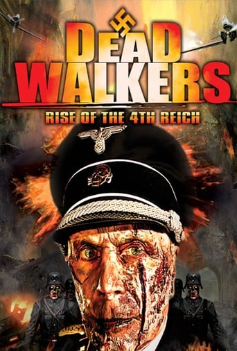 Poster of Dead Walkers: Rise of the 4th Reich