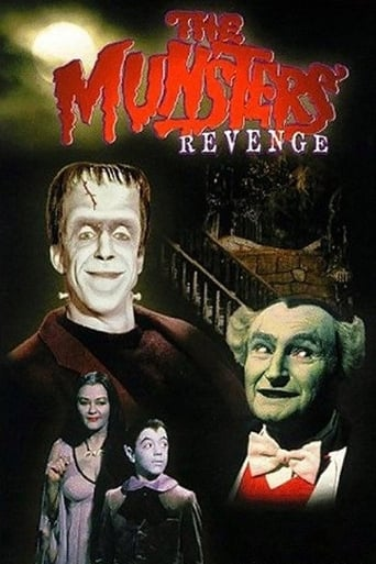 Poster of The Munsters' Revenge
