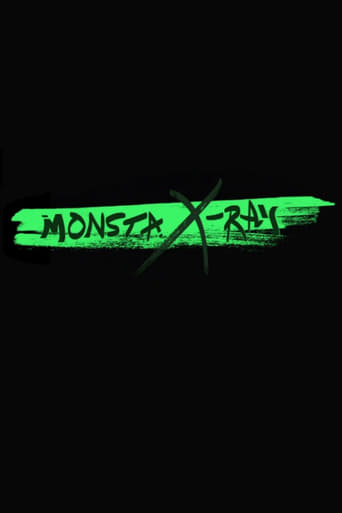 Poster of MONSTA X-RAY
