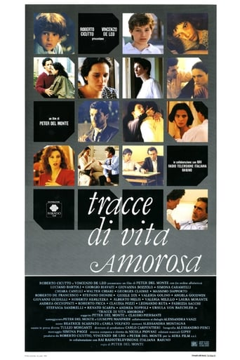 Poster of Traces of an Amorous Life