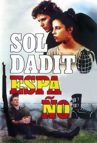 Poster of Little Spanish Soldier