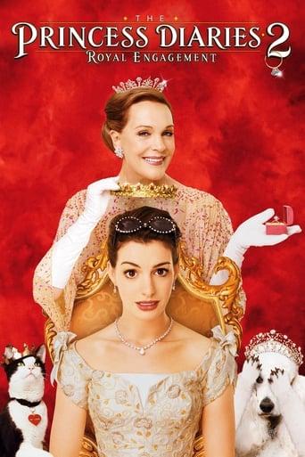 Poster of The Princess Diaries 2: Royal Engagement