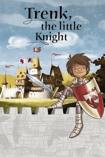 Poster of Trenk, the Little Knight