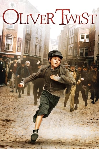 Poster of Oliver Twist