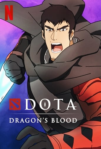 Poster of DOTA: Dragon's Blood