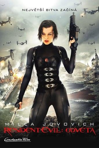 Poster of Resident Evil: Odveta