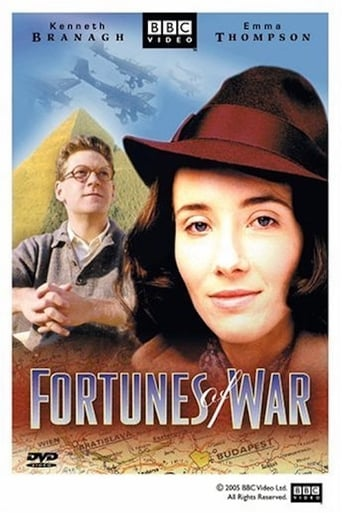 Poster of Fortunes of War