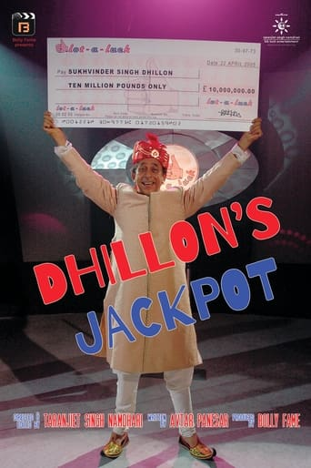 Poster of Dhillon's Jackpot
