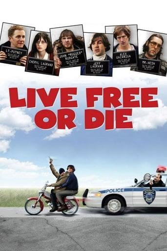 Poster of Live Free or Die