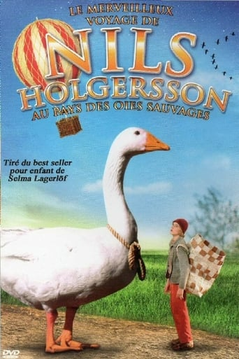 Poster of Nils Holgerssons wunderbare Reise