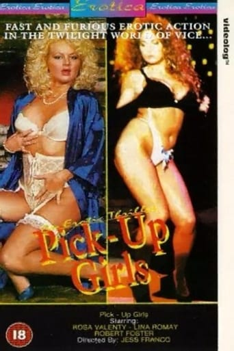 Poster of Pick-Up Girls