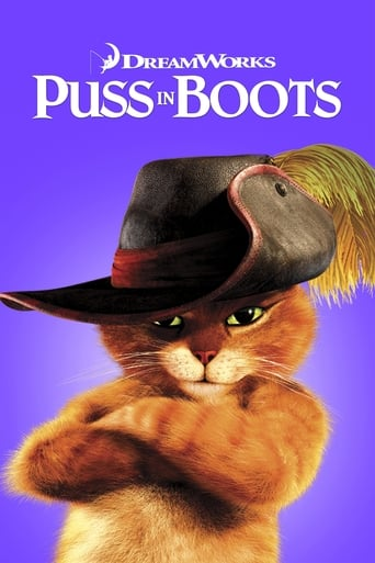 Poster of Puss in Boots