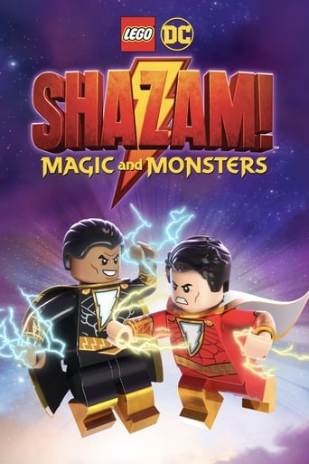 Poster of LEGO DC: Shazam! Magic and Monsters