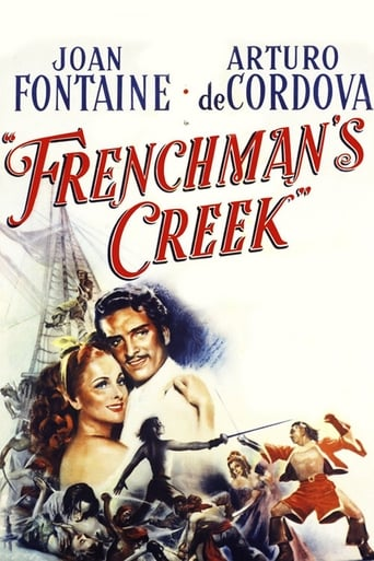 Poster of Frenchman's Creek