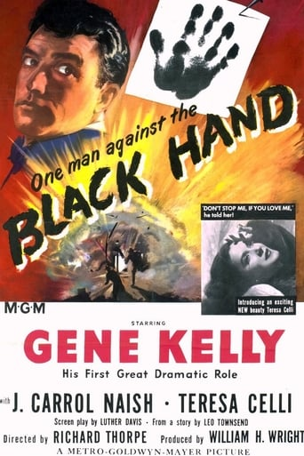 Poster of Black Hand