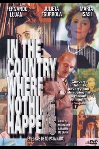 Poster of En el país de no pasa nada