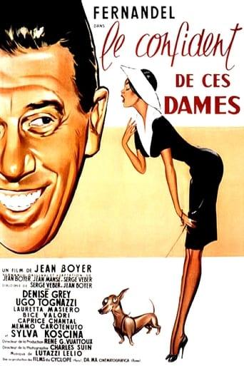 Poster of Le confident de ces dames