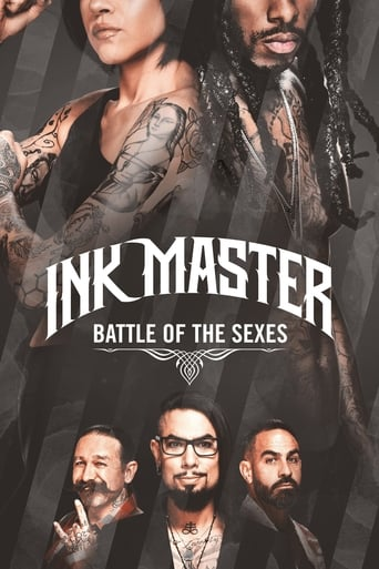 Poster of Ink Master