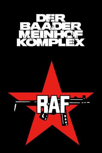 Poster of Baader Meinhof Komplex