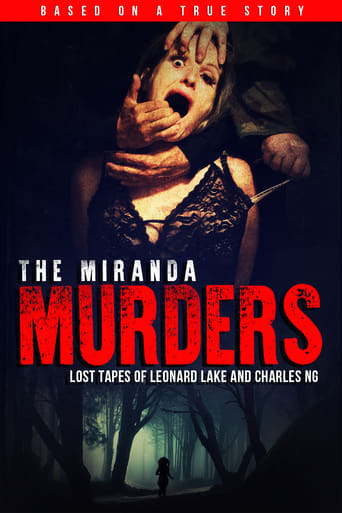 Poster of The Miranda Murders: Lost Tapes of Leonard Lake and Charles Ng