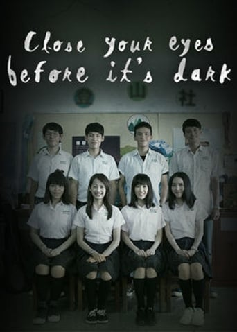 Poster of Close Your Eyes Before It's Dark